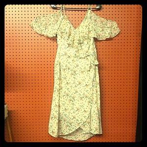 Dainty Vintage style Swing Flowered Dress